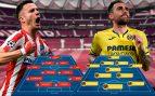 Atlético de Madrid – Villarreal: Y ahora a por el 'Yellow Submarine'
