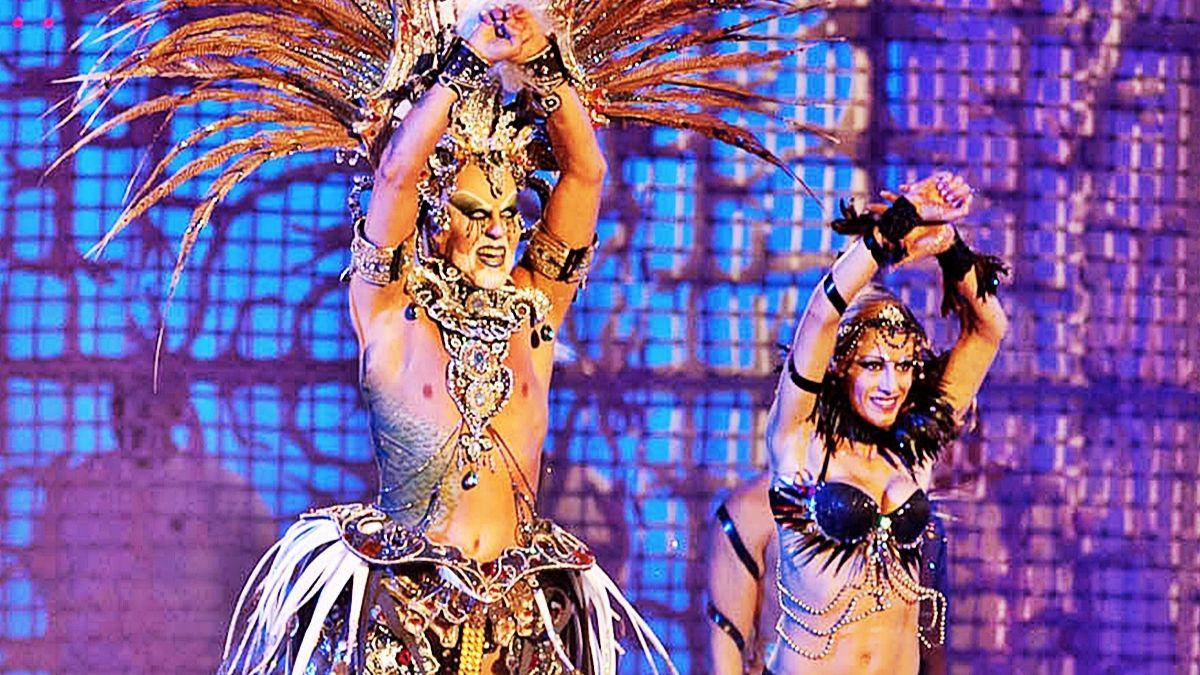 Carnaval de las Palmas 2020_ Programa de hoy dia 22 de febrero