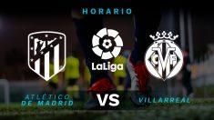 Liga Santander: Atlético de Madrid – Villarreal, jornada 25.