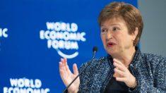 Kristalina Georgieva, directora del FMI.