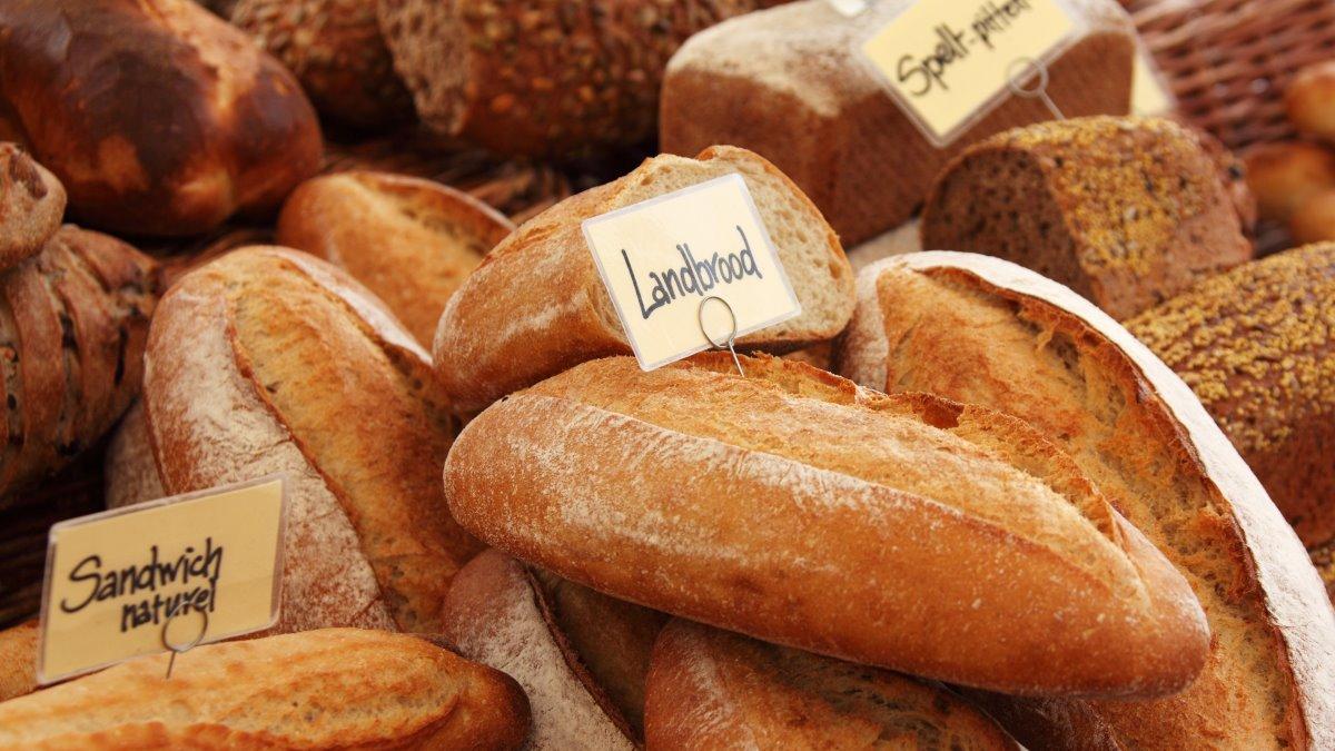 Hoy en día hay una gran variedad de panes en el mercado