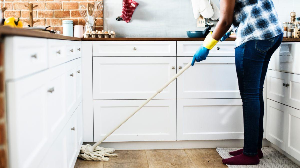 El orden y la limpieza son imprescindibles en el hogar