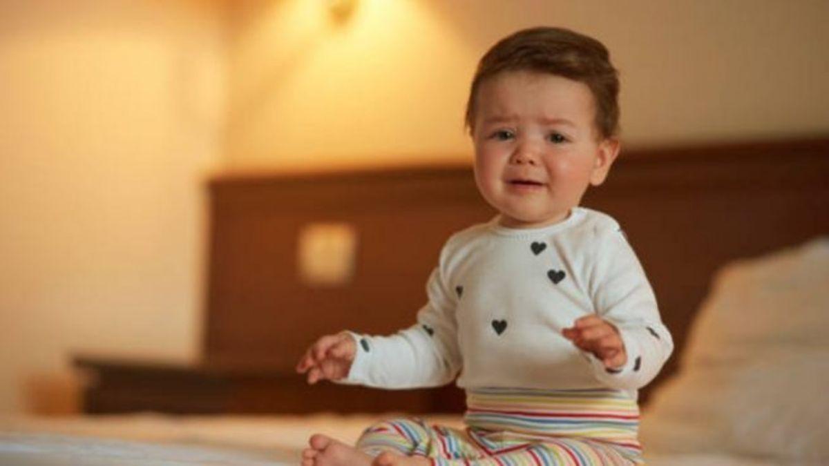 Descubre qué es y porqué se produce el trastorno de ansiedad por separación en el bebé