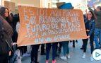 La comunidad dominicana se manifiesta en Madrid contra el presidente Danilo Medina por fraude electoral