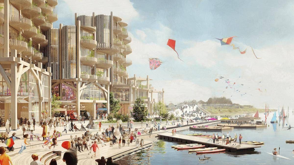 Así es la ciudad inteligente de Google que estará lista para el 2022