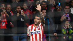 Liga Santander   Atlético – Villarreal, en directo. (AFP)