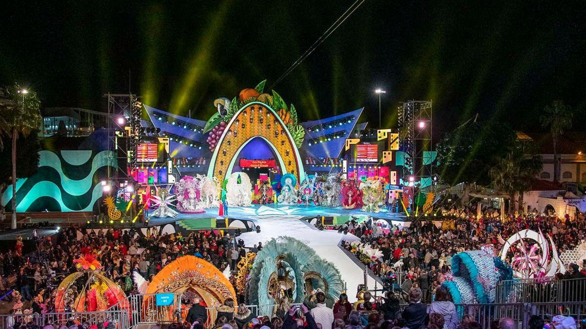 Carnaval de las Palmas 2020_ Programa de hoy dia 23 de febrero