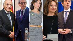 Pablo Isla, entre los mejores empresarios de España