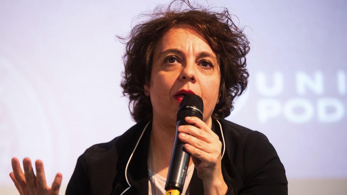 Gloria Elizo. (Foto: Podemos)