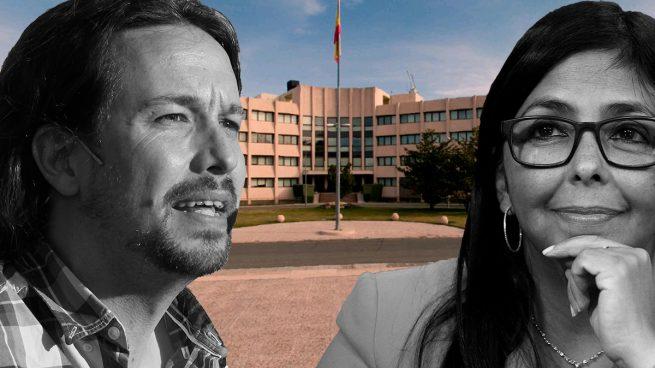 Pablo Iglesias exigió entrar en el CNI tras la visita de Delcy Rodríguez a España