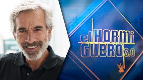 Imanol Arias, el martes en 'El Hormiguero'
