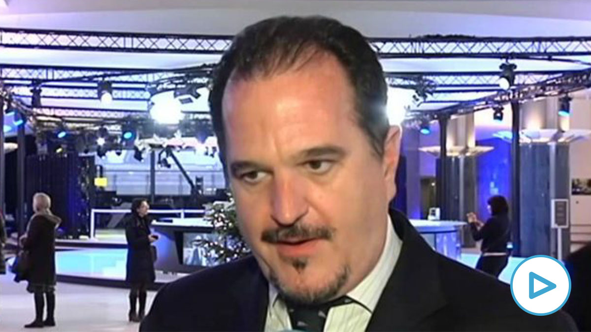 Carlos Iturgaiz, eurodiputado del PP.