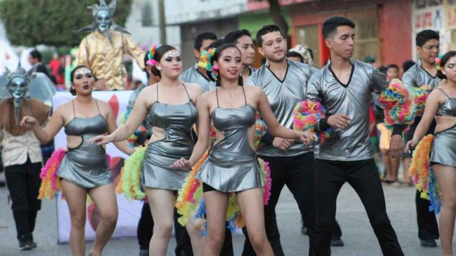 Canciones para bailar en carnaval