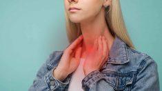 Prevención y tratamiento de la laringitis aguda