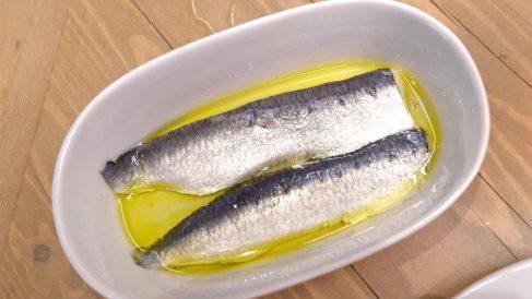 Receta de sardinas en vinagre