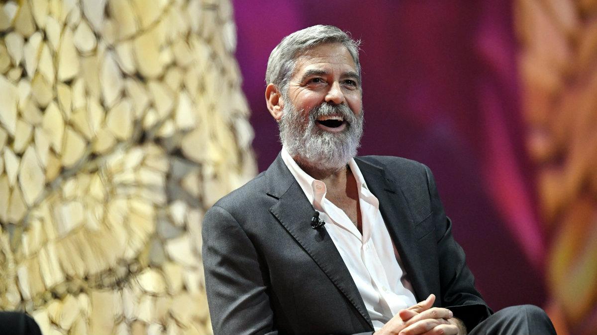 George Clooney. (AFP)