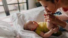 Qué es y cuáles son los signos de un brote de crecimiento en el bebé