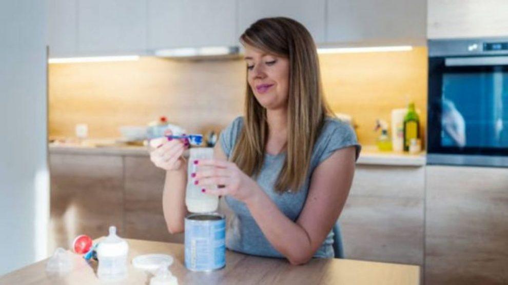 Descubre cómo podemos combinar la leche materna con la de fórmula