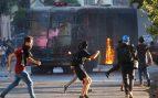 Al menos 20 policías heridos en las violentas protestas en el primer día del Festival de Viña del Mar en Chile