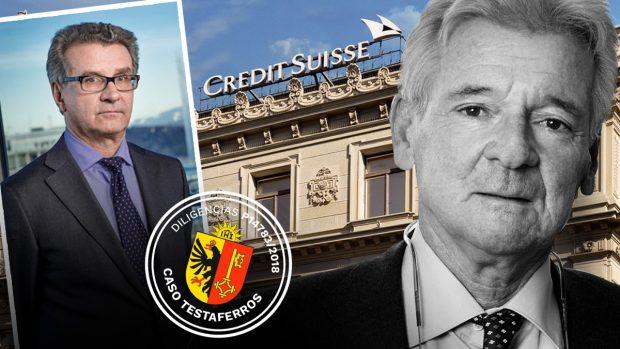 Corinna: «Los administradores del Rey transfirieron grandes sumas de dinero de Suiza a Madrid»