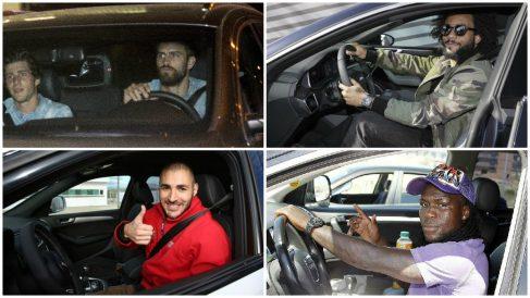 Futbolistas que la han liado al volante.