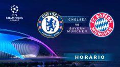 Champions League 2019-2020: Chelsea – Bayern de Múnich | Horario del partido de fútbol de Champions League.