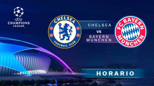 Chelsea - Bayern