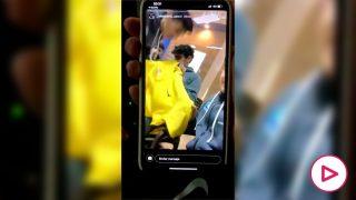 Vídeo racista de los recogepelotas del Ibiza
