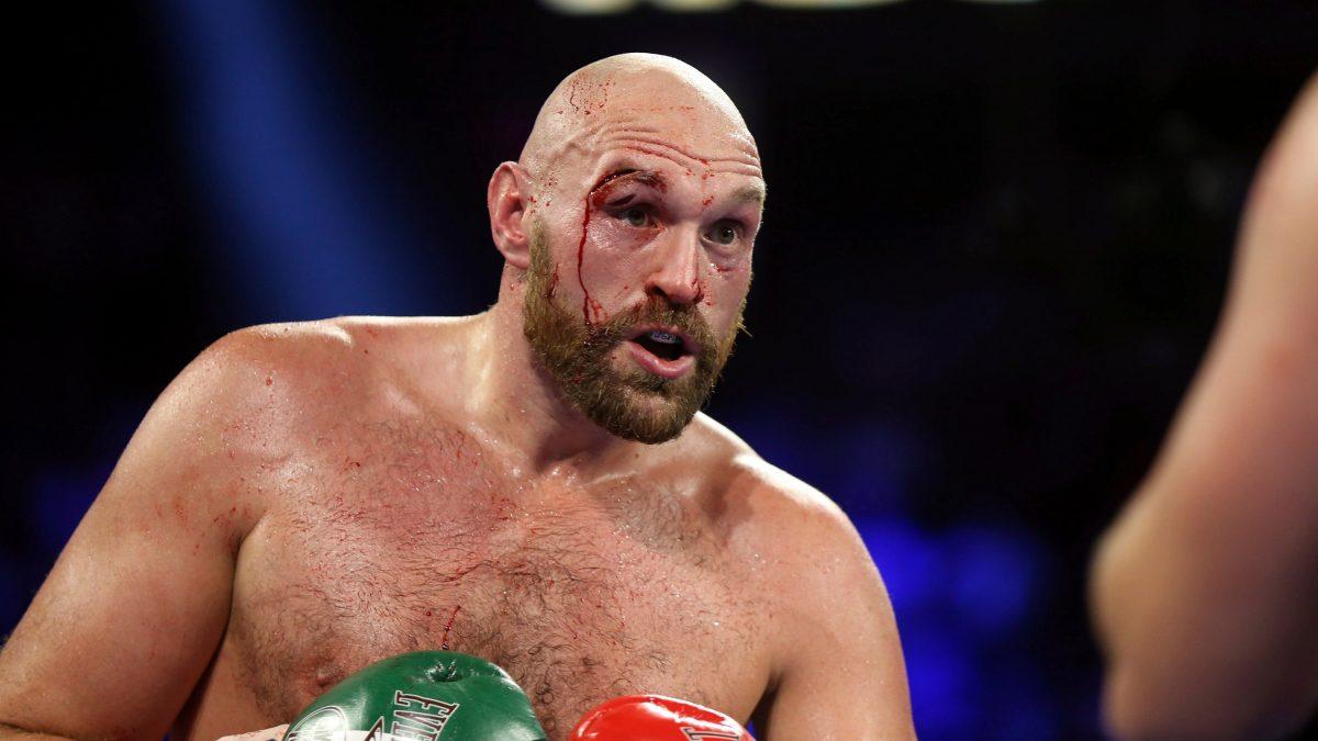 Tyson Fury, nuevo campeón del peso pesado