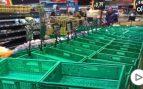 El miedo al coronavirus provoca escasez de alimentos y medicinas en el norte de Italia