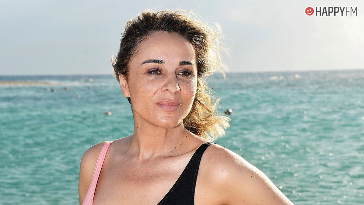 Ana María Aldon, Ortega Cano habla del concurso de su mujer