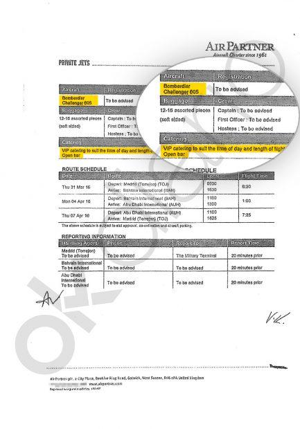 Los documentos desvelados por OKDIARIO que han obligado al Rey a pagar 4 millones de euros a Hacienda