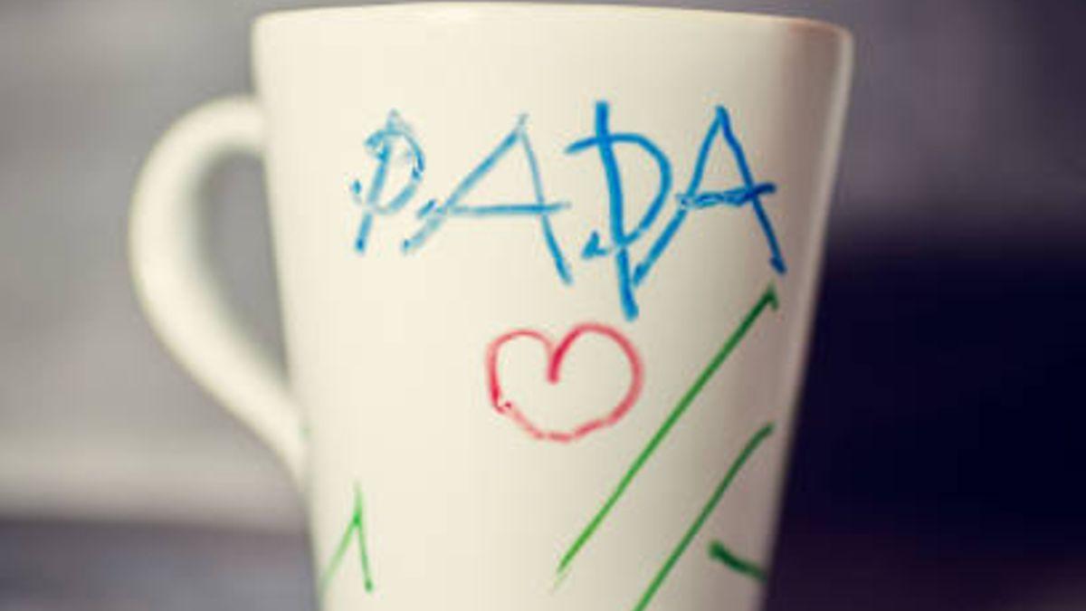 Las mejores manualidades para el día del padre hechas por los niños