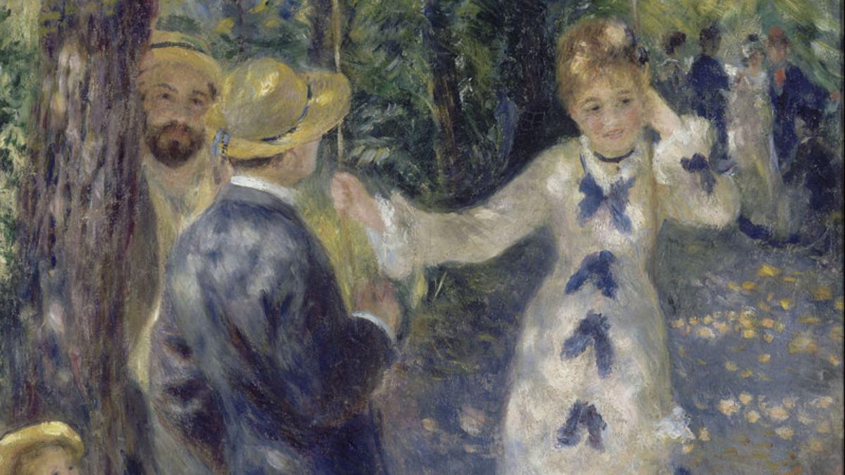 5 datos del pintor francés Renoir en el día de su nacimiento