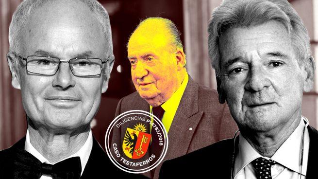 El favor de Álvaro de Orleans a su primo Juan Carlos I: mejor un delito fiscal que blanqueo
