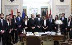 Toma de posesión de la directiva de AJA en el Tribunal Supremo