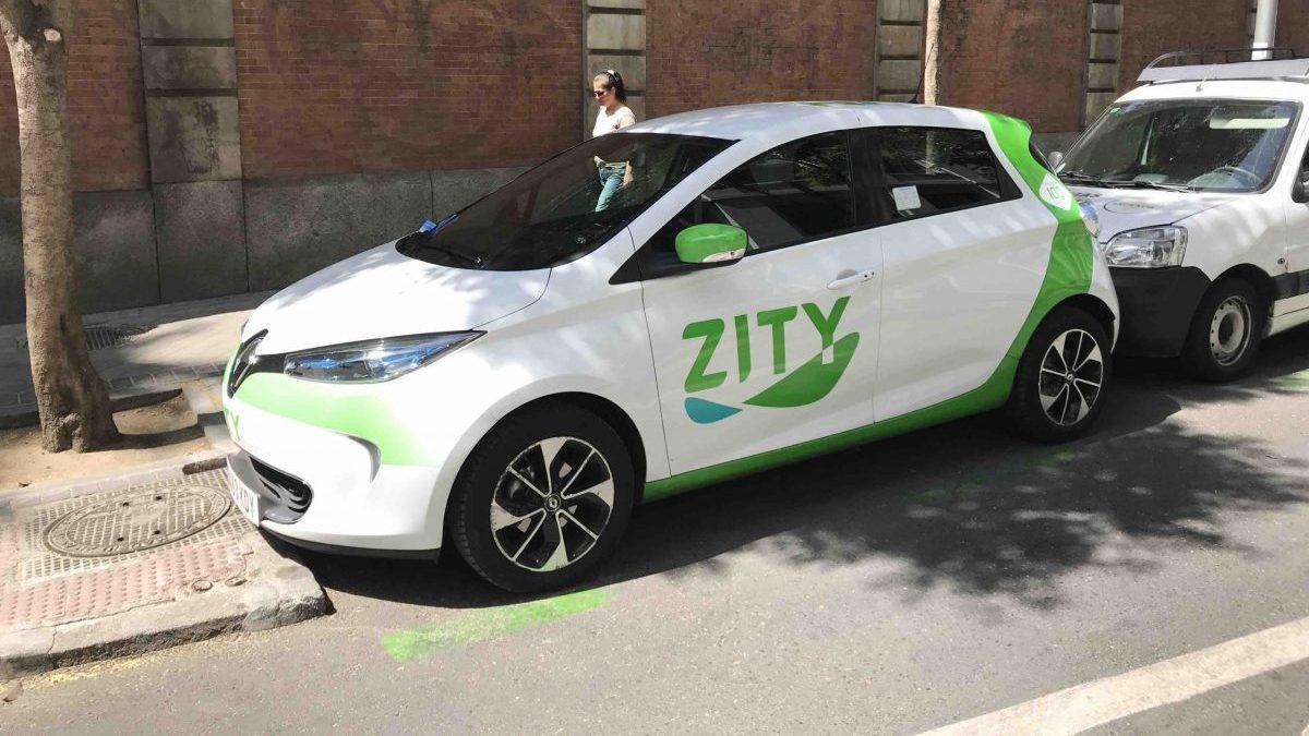 Zity car