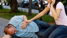¿Cómo actuar si somos testigos de un infarto de miocardio?