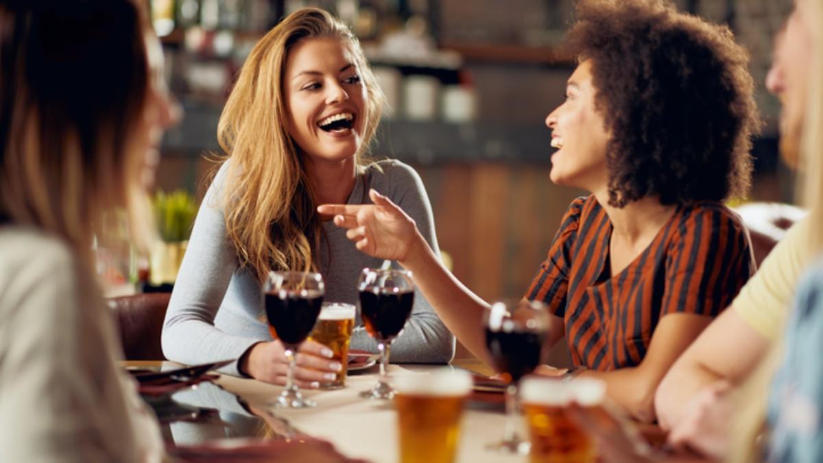Cómo beber alcohol para que no afecte a la dieta