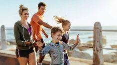 Descubre qué deportes son los más adecuados para practicar con los hijos