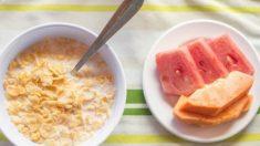 Los beneficios de desayunar porridge, ¿los conoce?