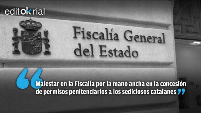 Los fiscales no son lacayos de Sánchez