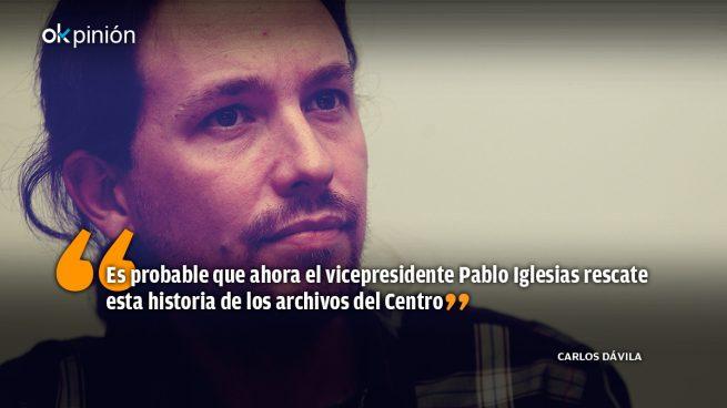 """La """"historia clínica"""" de Iglesias en el CNI"""