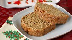 Receta del pan de jengibre