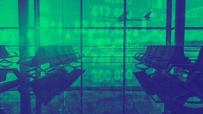 El avance del coronavirus golpea a las aerolíneas en Bolsa: IAG cae por encima de un 9%