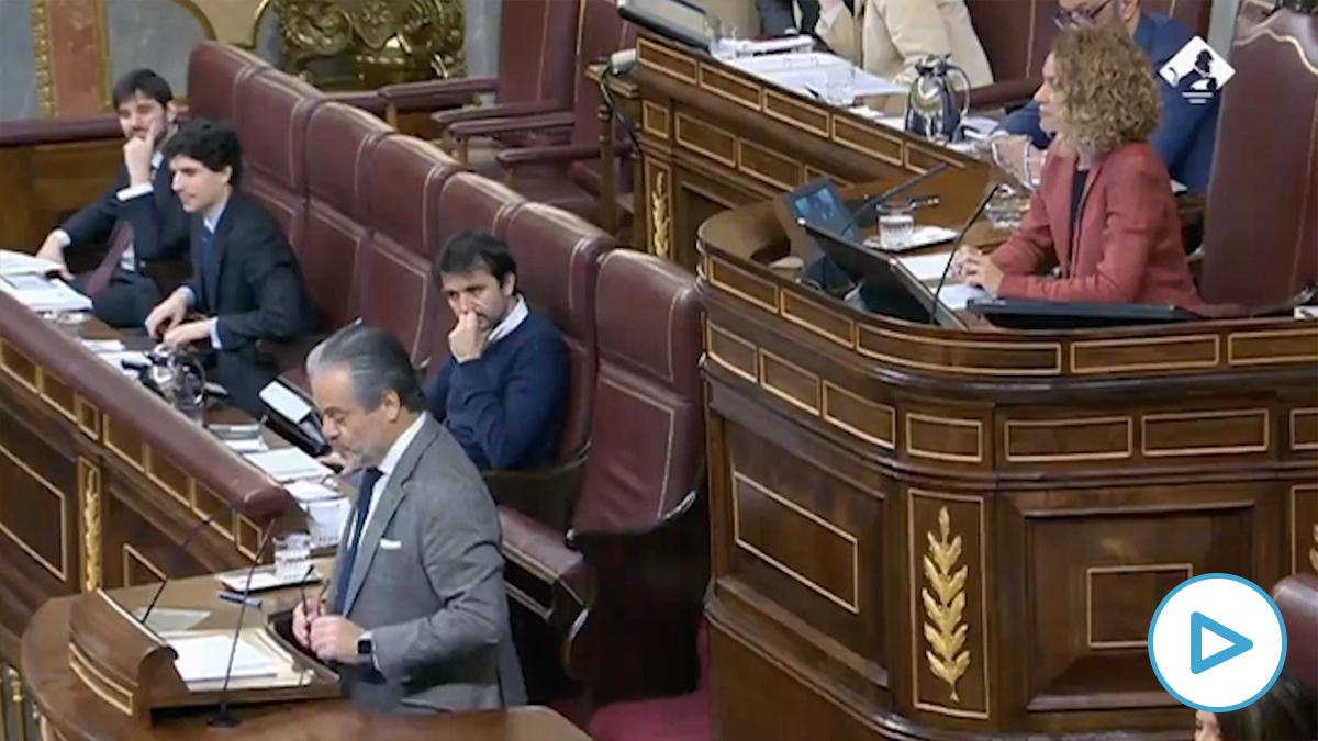 Marcos de Quinto interviene en el Congreso