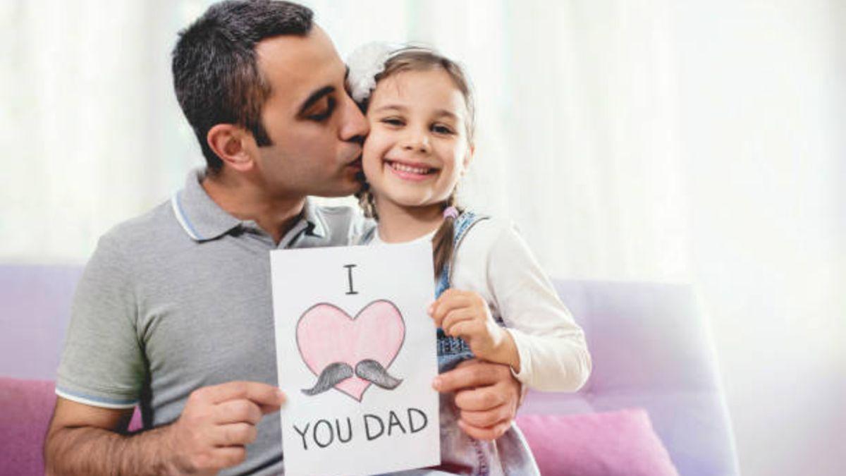 Descubre cómo podemos hacer con los niños una tarjeta para felicitar el día del padre