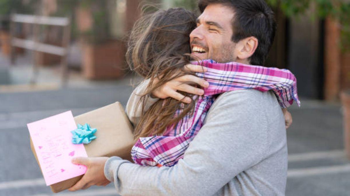 Las mejores frases para felicitar el Día del Padre