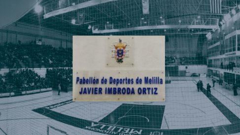 Pabellón de Deportes de Melilla