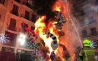 queman las fallas de valencia